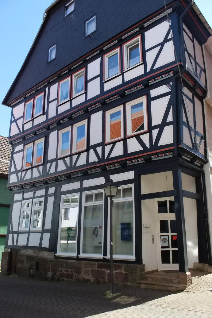Frontansicht Landgrafenstraße 13 b